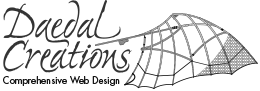 Daedal Creations - Comprehensive Web Design